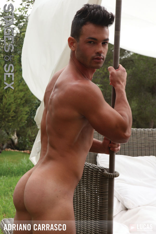 Adriano Carrasco - Gay Model - Lucas Raunch