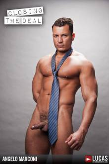 Angelo Marconi - Gay Model - Lucas Raunch
