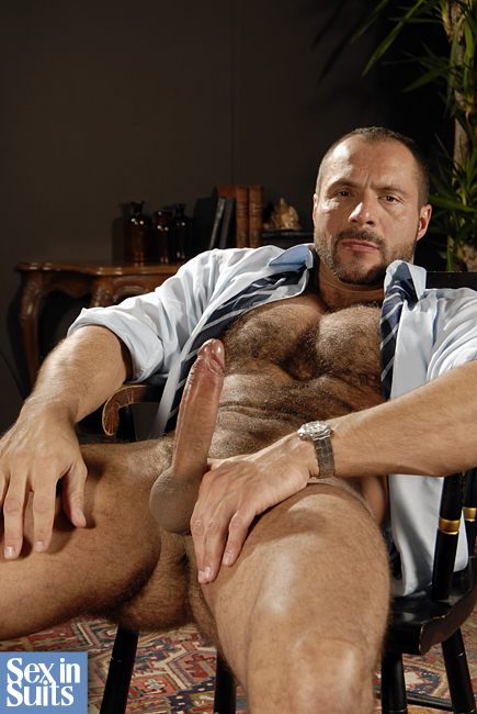 Arpad Miklos - Gay Model - Lucas Raunch