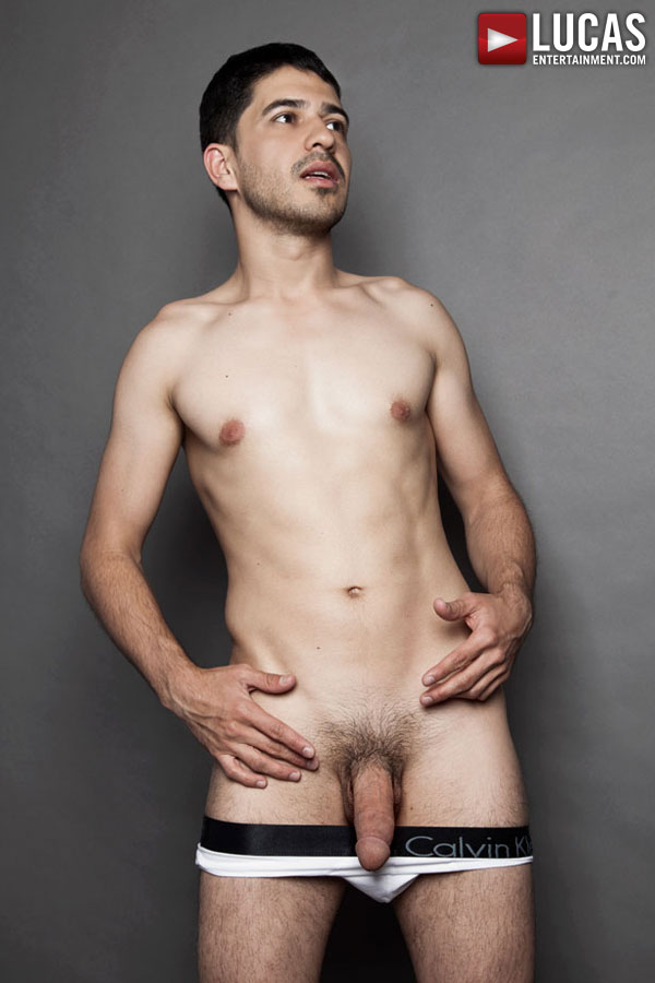 BJ Rhubarb - Gay Model - Lucas Raunch
