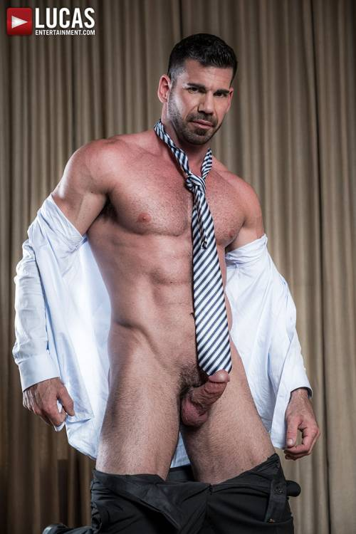 Billy Santoro - Gay Model - Lucas Raunch