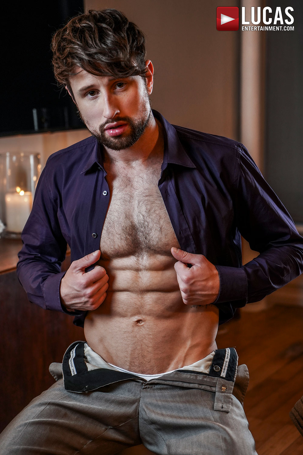 Drew Dixon - Gay Model - Lucas Raunch