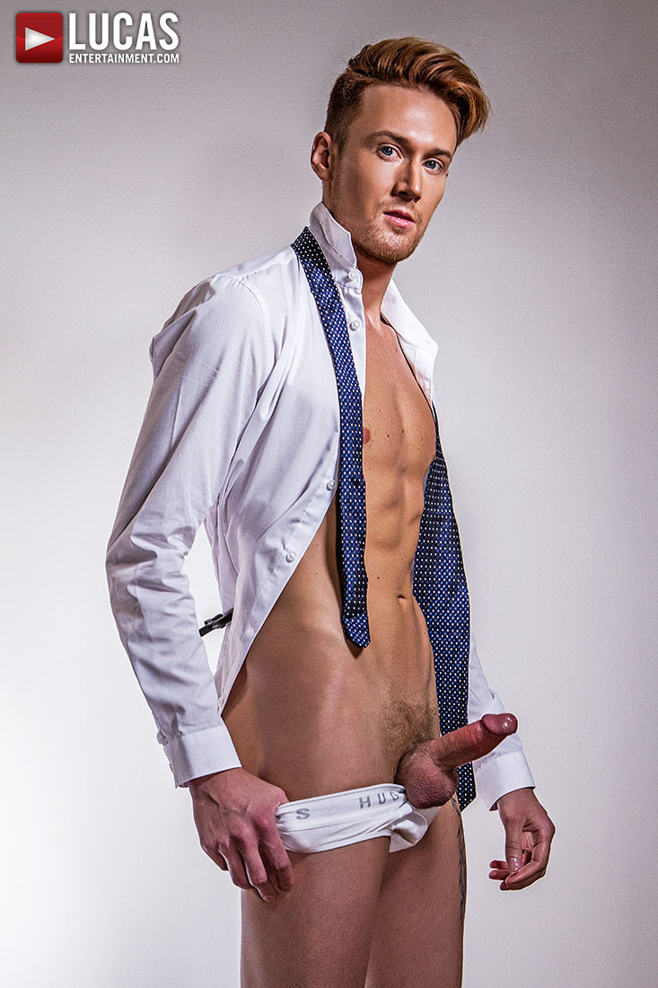 Emerson Palmer - Gay Model - Lucas Raunch