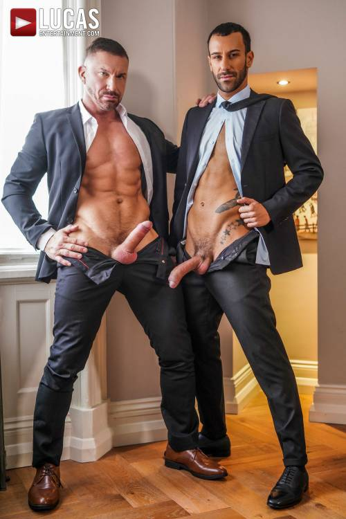 Gustavo Cruz - Gay Model - Lucas Raunch