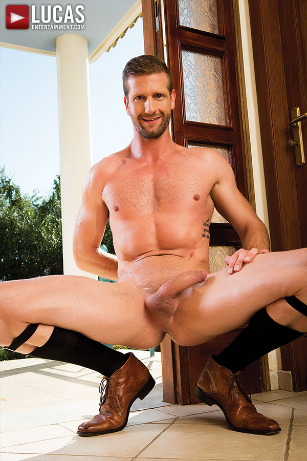 Jesse Vos - Gay Model - Lucas Raunch