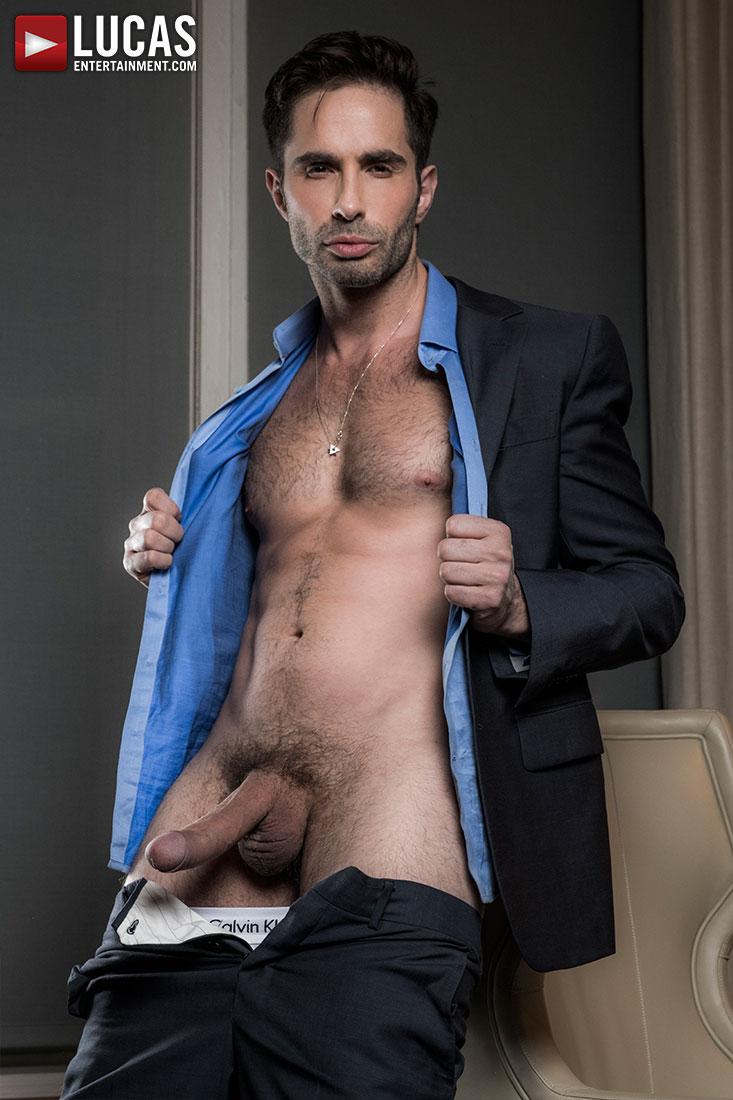 Alvin Porno michael lucas | gay male porn | sex in suits