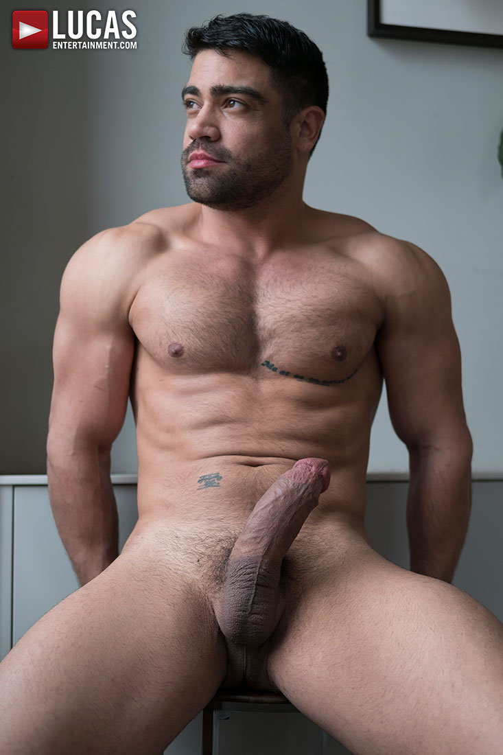Wagner Vittoria - Gay Model - Lucas Raunch
