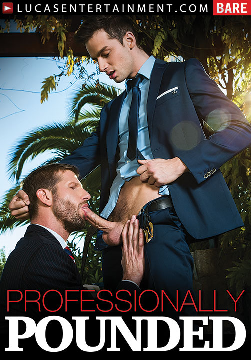 Gentlemen 16: Professionally Pounded - Front Cover