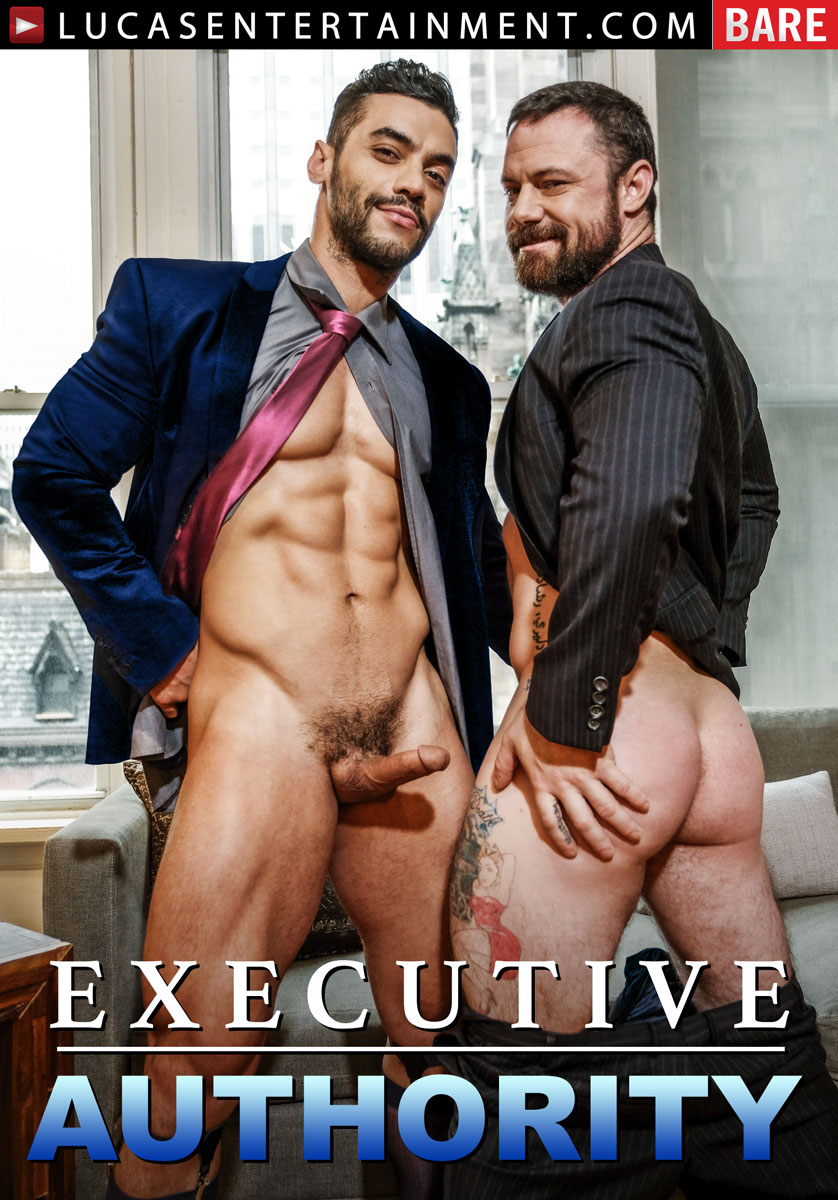 Gentlemen 28: Executive Authority Front Cover