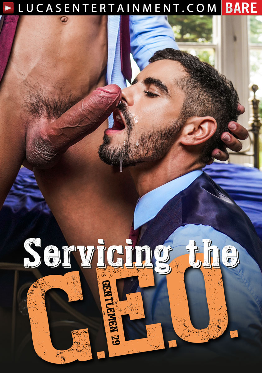 Gentlemen 29: Servicing The CEO Front Cover