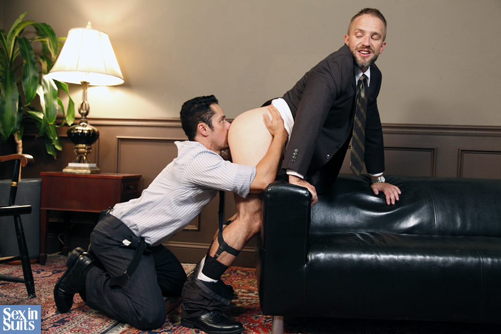 Gentlemen 03: Executives - Gay Movies - Lucas Raunch