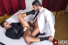 Gentlemen 14: Raw Professionals - Gay Movies - Lucas Raunch