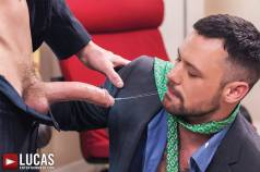 Gentlemen 15: Suited For Sex - Gay Movies - Lucas Raunch