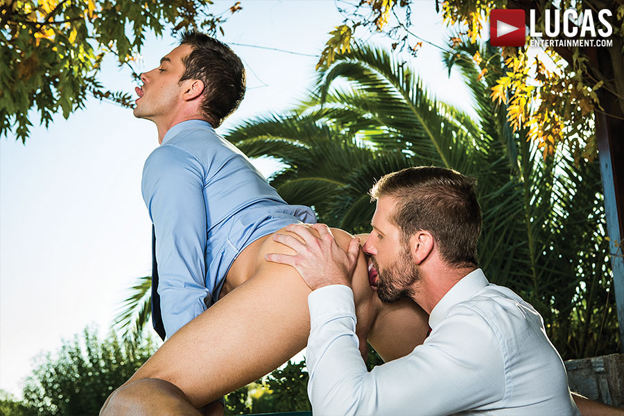 Gentlemen 16: Professionally Pounded - Gay Movies - Lucas Raunch