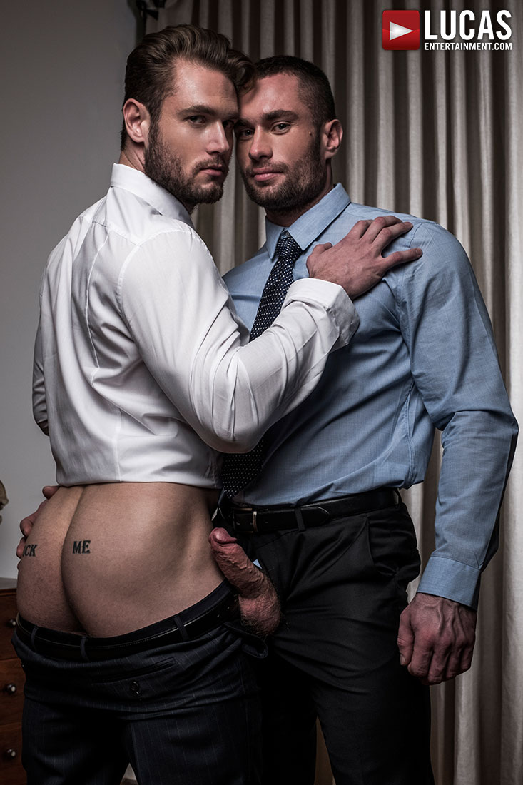Gentlemen 20: Inside Trade - Gay Movies - Lucas Raunch