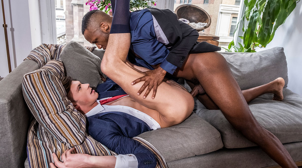 Teen Fucks Huge Black Cock
